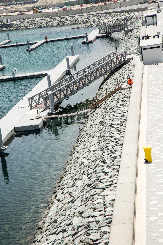 Mina Rashid Marina Project- Phase-I , II& III – Shafa Al Nahda